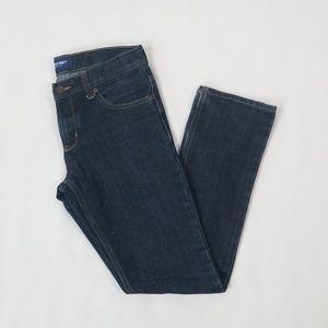 Old Navy Dark Rinse Skinny Jeans Size 14